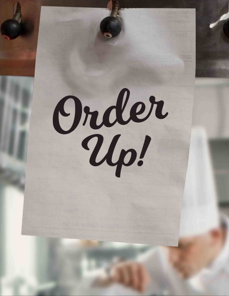 Order-Up-Cover