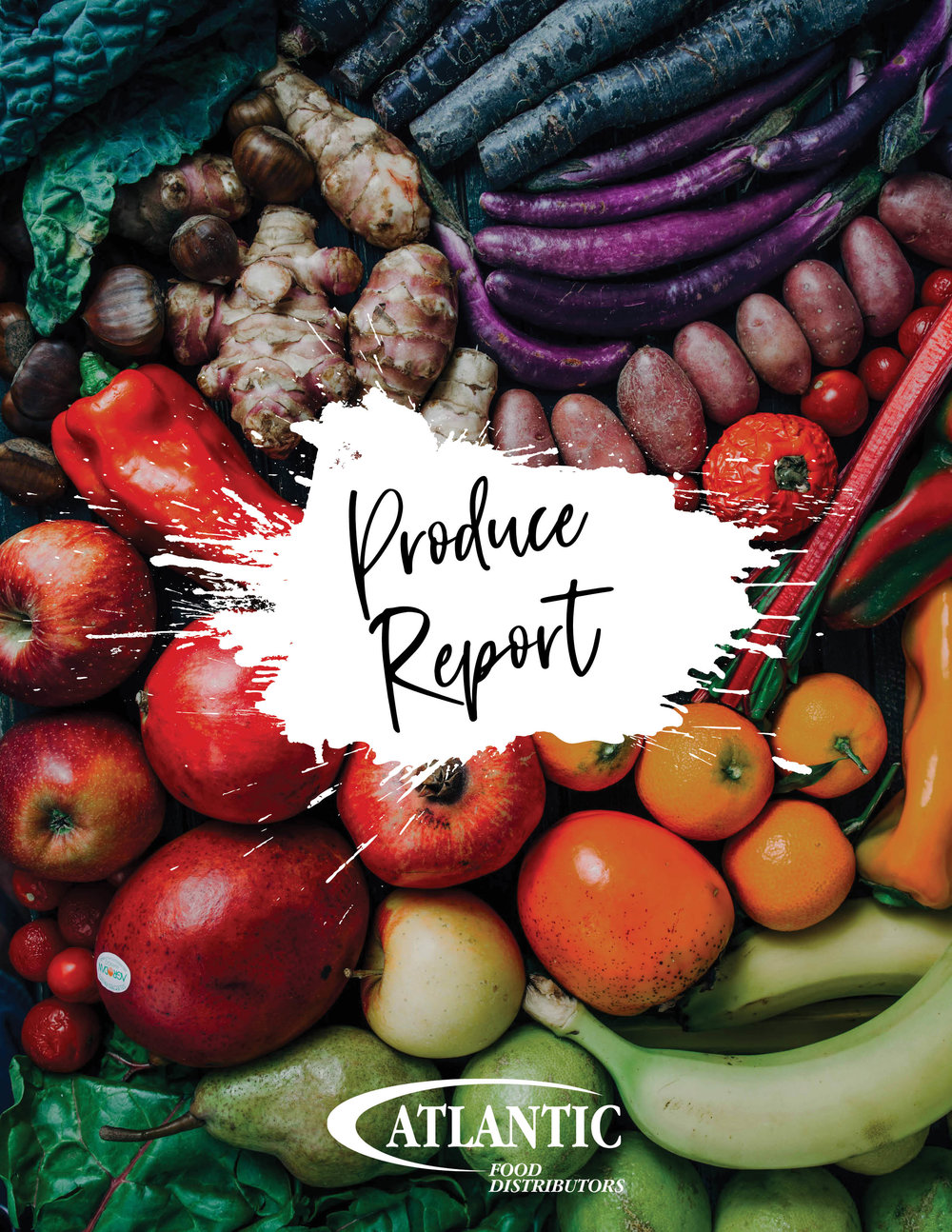 Produce Report Cover