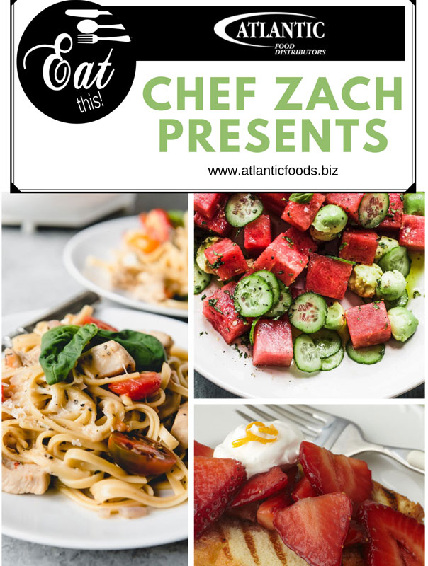 Chef Inspired Recipes